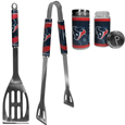 Houston Texans 2pc BBQ Set with Tailgate Salt & Pepper Shakers