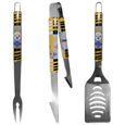 Pittsburgh Steelers 3 pc Tailgater BBQ Set