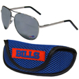 Buffalo Bills Aviator Sunglasses and Sports Case