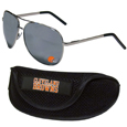 Cleveland Browns Aviator Sunglasses and Sports Case