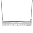 Arizona Cardinals Bar Necklace