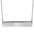 Indianapolis Colts Bar Necklace