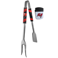Tampa Bay Buccaneers 3 in 1 BBQ Tool and Chip Clip