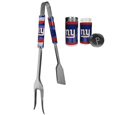 New York Giants 3 in 1 BBQ Tool and Season Shaker