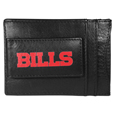 Buffalo Bills Logo Leather Cash and Cardholder