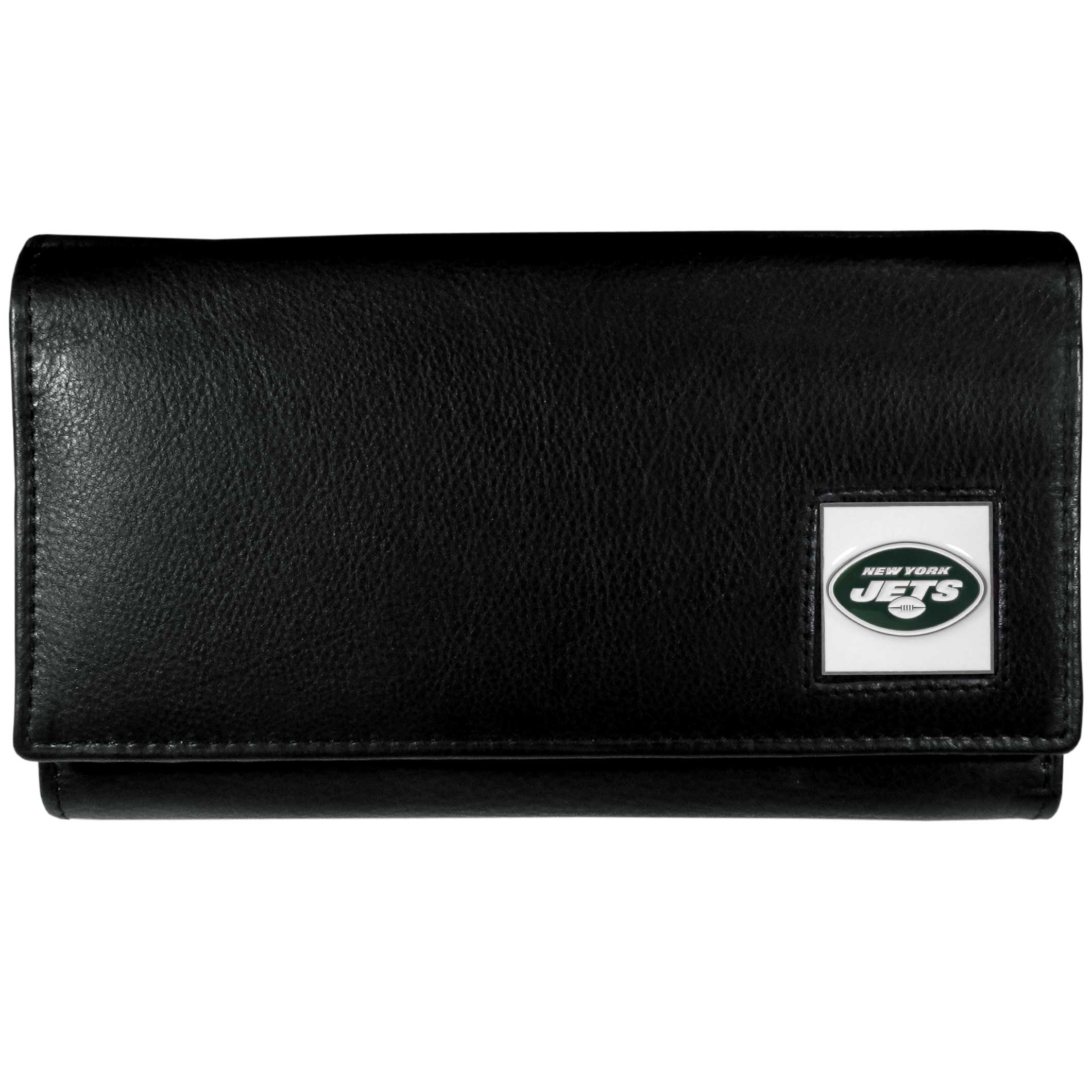 NFL New York Jets Womens Leather Wallet