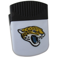 Jacksonville Jaguars Chip Clip Magnet With Bottle Opener
