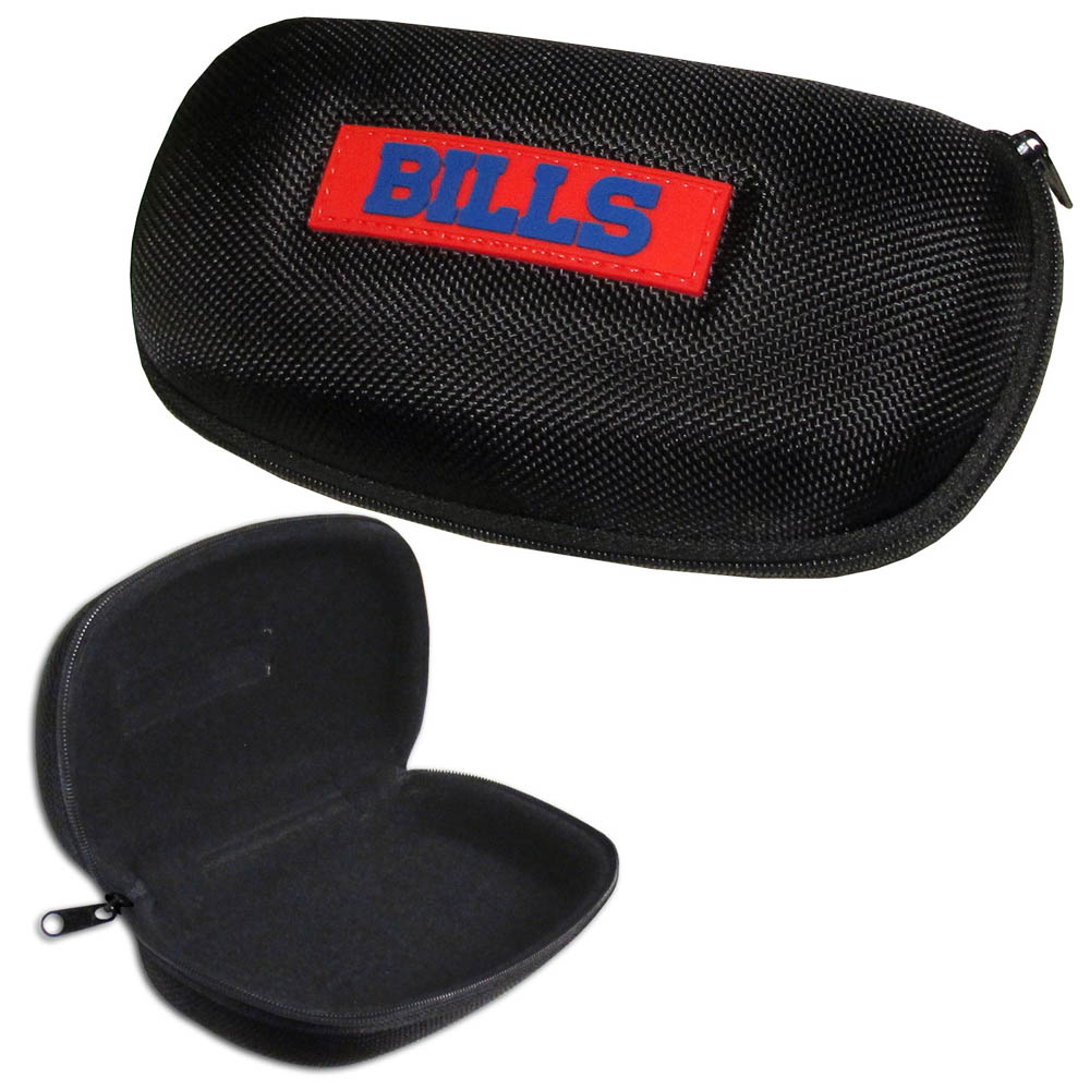 NFL Buffalo Bills Zippered Sunglass Case