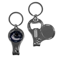 Vancouver Canucks® Nail Care/Bottle Opener Key Chain