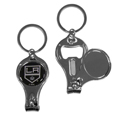 Los Angeles Kings® Nail Care/Bottle Opener Key Chain