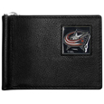 Columbus Blue Jackets® Leather Bill Clip Wallet