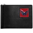 Washington Capitals® Leather Bill Clip Wallet