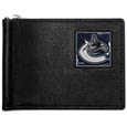 Vancouver Canucks® Leather Bill Clip Wallet