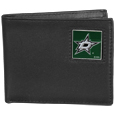 Stars® Leather Bi-fold Wallet