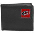 Carolina Hurricanes® Leather Bi-fold Wallet