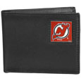 New Jersey Devils® Leather Bi-fold Wallet
