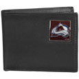 Colorado Avalanche® Leather Bi-fold Wallet