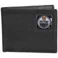 Edmonton Oilers® Leather Bi-fold Wallet