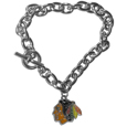 Chicago Blackhawks® Charm Chain Bracelet