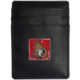Ottawa Senators® Leather Money Clip/Cardholder