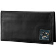 San Jose Sharks® Deluxe Leather Checkbook Cover