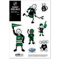 Dallas Stars™ Family Decal Set Small