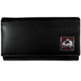Colorado Avalanche® Leather Women's Wallet