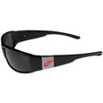 Detroit Red Wings® Chrome Wrap Sunglasses