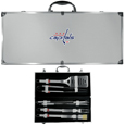 Washington Capitals® 8 pc Stainless Steel BBQ Set w/Metal Case