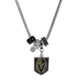 Vegas Golden Knights® Euro Bead Necklace