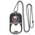 New York Islanders® Bottle Opener Tag Necklace
