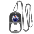 Edmonton Oilers® Bottle Opener Tag Necklace