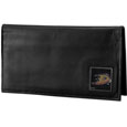 Anaheim Ducks® Deluxe Leather Checkbook Cover