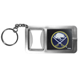 Buffalo Sabres® Flashlight Key Chain with Bottle Opener