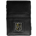 Vegas Golden Knights® Leather Jacob's Ladder Wallet