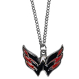Washington Capitals® Chain Necklace with Small Charm