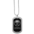 Buffalo Sabres® Chrome Tag Necklace