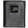 Anaheim Ducks® Deluxe Leather Tri-fold Wallet